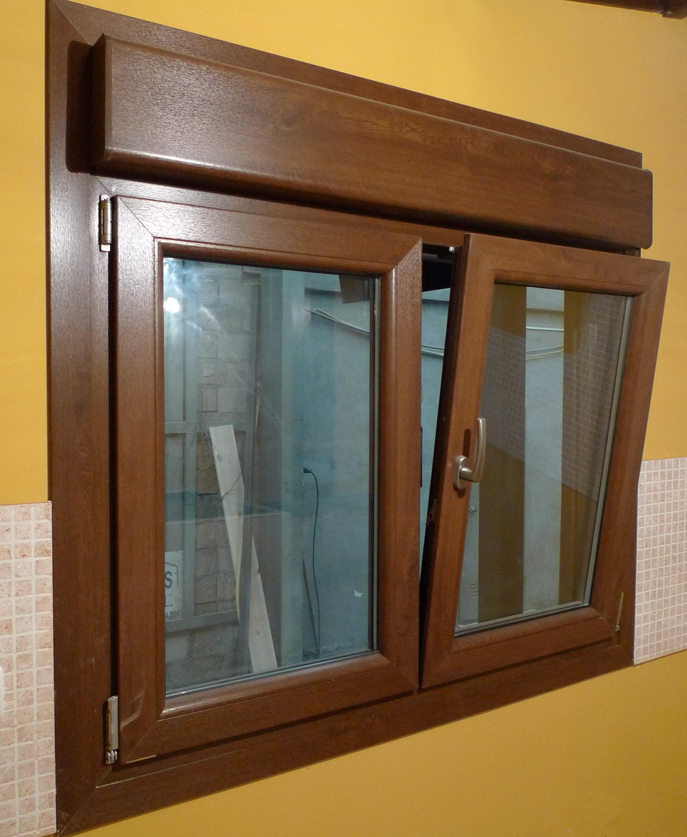 Oscilobatientes windowstec for Colores de aluminio para ventanas